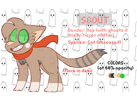 Scout Ref by dustyhyena