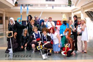KH Group I by BellaVoce4