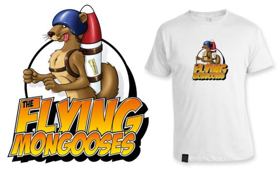 The Flying Mongooses by SPetnAZ1982