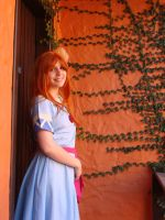 Marin orange by luna-ishtarcosplay