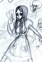 american mcgee's alice no.2 by jack8642