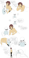 So that's how you piss her off - Undertale by Adzze