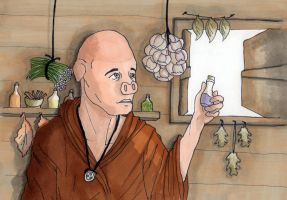Apothecary by alicelights