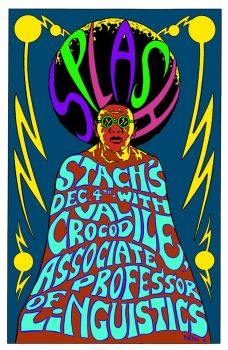 Signifiers Splash poster by MRNeno