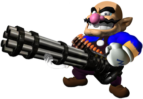 Wario Heavy - TF2 by favelitu