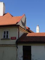 Eagle in Mala Strana by IsK4nD3R