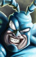 The Tick by JoseGalvan