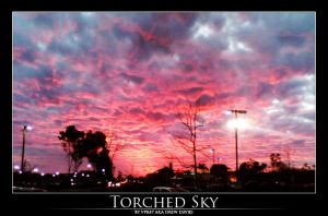 Torched Sky by Vpr87