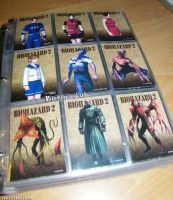 Resident Evil Collection : CarddassMasters by BirkinsLab