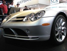 Mercedes-Benz SLR McLaren -3 by Big-D-pictures
