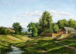 country landscape 3 by cotovanumihai
