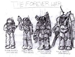 The Forever War by GuiMontag