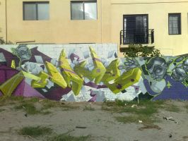 Name 3d by PerthGraffScene