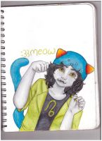 little Nepeta by kuroshiromuse20