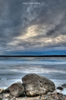 Another sunset with some other rocks by abstractcamera