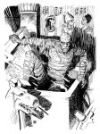 Universal Monsters: The Mummy by deankotz