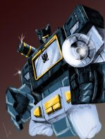 Soundwave by Livio27 by Blindman-CB