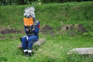 Kakashi is suspicious by TheRespectfullOne