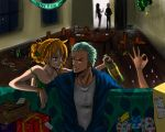Zoro's Birthday 11/11 by Jeannette11