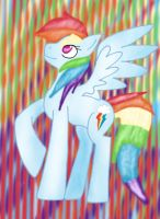 .: Rainbow Dash :. by ASinglePetal