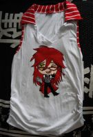 Grell Sutcliff Top by Nisai