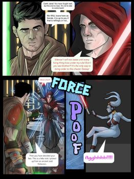 Star Wars: The TF Battle 1 by sampleguy