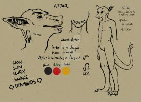 Attor -- GD concept sketch by CSticco