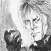 David Bowie-Labyrinth by AcceptChaos