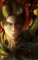 Levi by JohnYume