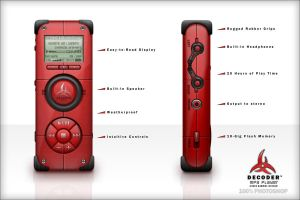 Decoder Mp3 Player by kittystalker