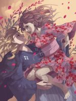 Welcome Home by d-oppelganger
