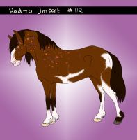 Padro Import #112 - Claimed by Boggeyboo
