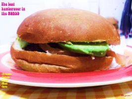 the best hamburguer by TheWallProducciones