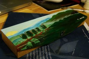 Pencil Box by ttyr