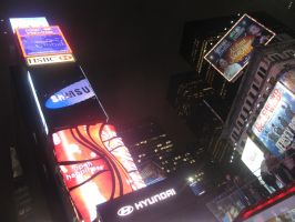 new york times square 29 by VIRGILE3MBRUNOZZI