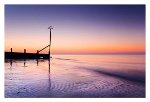 Dawn Over Hayling Island by Neutron2K