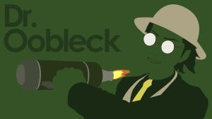 Dr.Oobleck Wallpaper by DanTherrien101