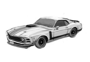Boss 302 by CragTheRock