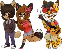 These Dudes by Damian-Fluffy-Doge