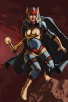 Big Barda by nbashowtimeonnbc