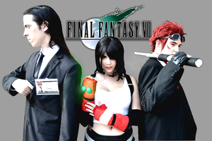 Final Fantasy VII [COSPLAY] by A-I-K-art