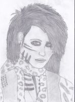 Ashley Purdy by MetallicaFreak82