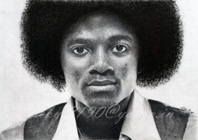 Michael Jackson 01 by GreyVic