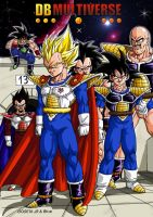 We are the Super saiyans DBM by BK-81