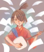 Kubo and the Two Strings by mo-na-me