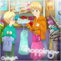 Day 8 OTP Challenge: Shopping by Oyakiss