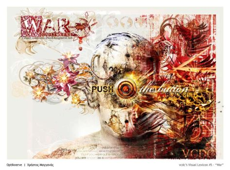 Subject: War :: Optiknerve by VCDC