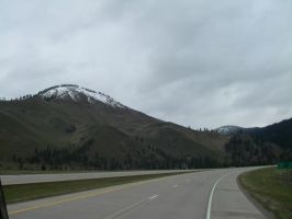 Montana Landscape I-94 2 by archambers