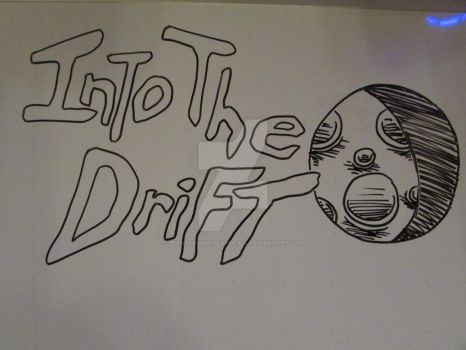 Concept Logo for Into the Drift by Upanddownriseandfall