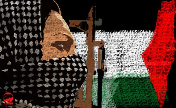 the whole Palestinian soil by guevara02